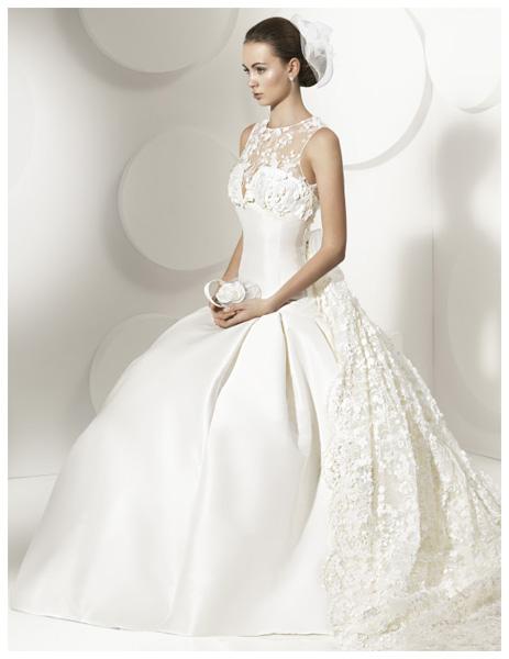 Quyến rũ váy cưới thập niên 50 - 14