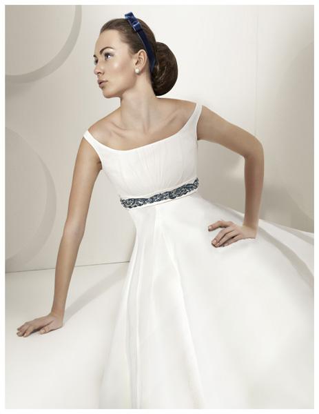 Quyến rũ váy cưới thập niên 50 - 17