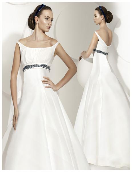 Quyến rũ váy cưới thập niên 50 - 18