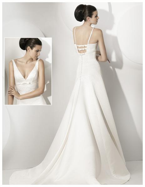 Quyến rũ váy cưới thập niên 50 - 19