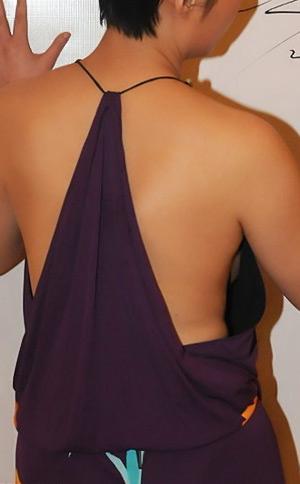 Sao XẤU - ĐẸP khi diện váy áo khoe ngực - 24