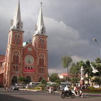 Hà Nội và Tp. Hồ Chí Minh hửng nắng