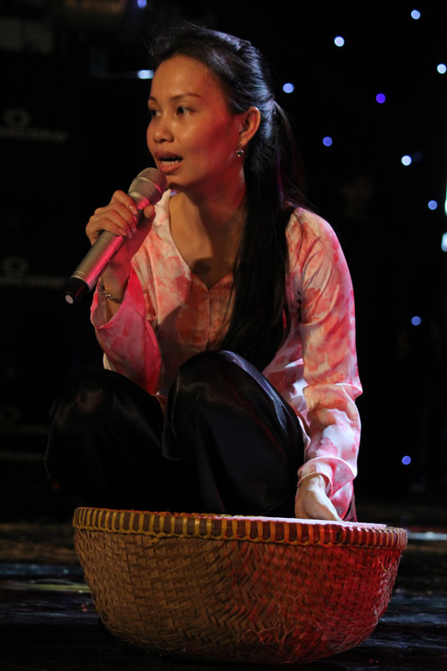 """Đan Trường, Quang Linh """"tranh"""" Cẩm Ly - 4"""
