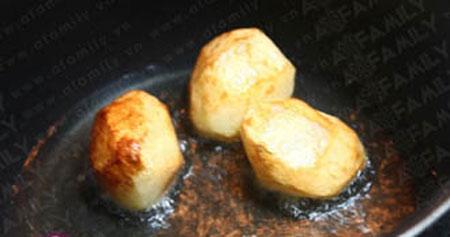 Thơm lừng gà nấu patê - 4