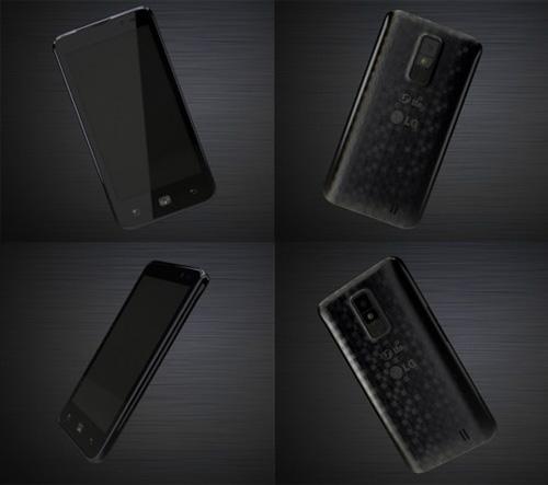 LG LU6200 hỗ trợ LTE, CPU 1,5GHz - 1