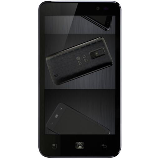 LG LU6200 hỗ trợ LTE, CPU 1,5GHz - 2
