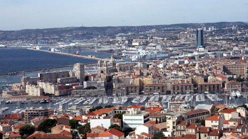 Marseille, thành phố cổ bên bờ Địa Trung Hải - 1