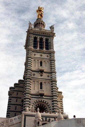 Marseille, thành phố cổ bên bờ Địa Trung Hải - 2