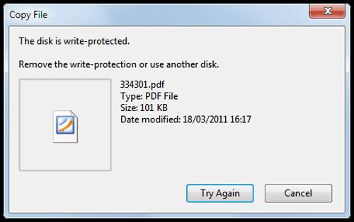 Sửa lỗi USB không cho format - 3