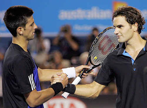 Nadal va Federer bao thu Djokovic: Tim li giai  cng ngh, Th thao, Djokovic, Federer, Nadal, tennis, quan vot, bong da, the thao, pham tan