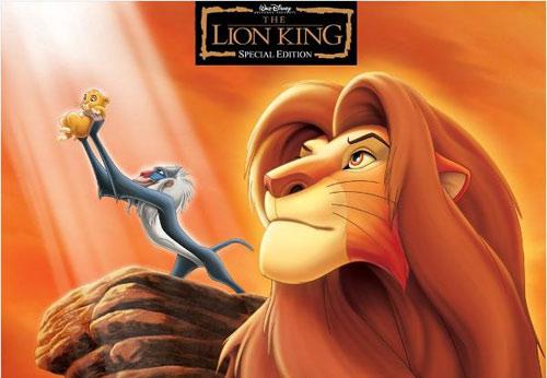 Vua sư tử: Ngoạn mục hơn với định dạng 3D - 2
