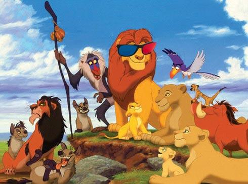 Vua sư tử: Ngoạn mục hơn với định dạng 3D - 3