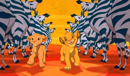 Vua sư tử: Ngoạn mục hơn với định dạng 3D - 4
