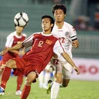 Video U23 VN - SV Hàn Quốc: Ôm hận (Cúp TP.HCM)