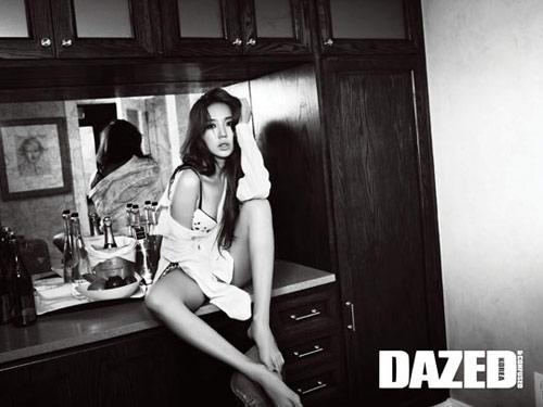 Yoon Eun Hye sexy hơn cả nude - 3