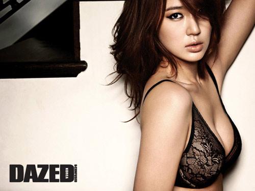 Yoon Eun Hye sexy hơn cả nude - 1