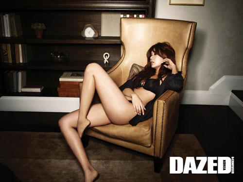 Yoon Eun Hye sexy hơn cả nude - 4