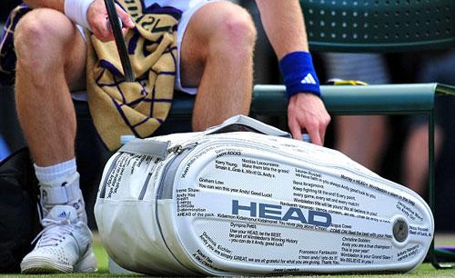 Tennis: Phụ kiện - Để chơi tennis hoàn hảo, Tennis, quan vot, tay vot, phu kien tennis, the thao