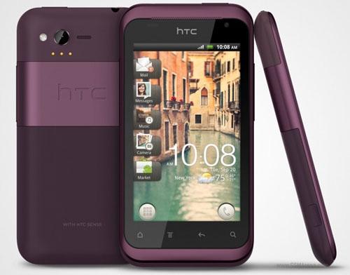 HTC Rhyme – ĐTDĐ cho phái đẹp ra mắt - 2
