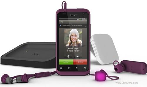 HTC Rhyme – ĐTDĐ cho phái đẹp ra mắt - 1