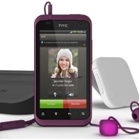 HTC Rhyme – ĐTDĐ cho phái đẹp ra mắt