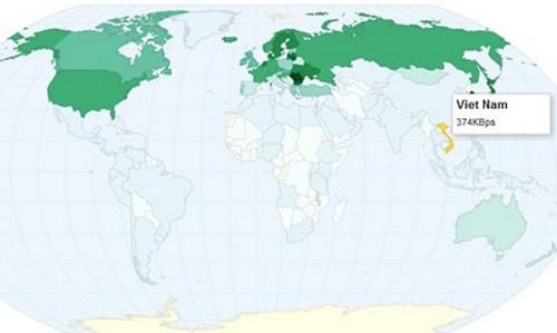 Tốc độ Internet tại Việt Nam nhanh nhất khu vực - 1