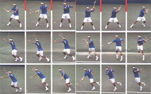 Tennis: Forehand - Cú đánh sát thủ trong tầm tay - 2