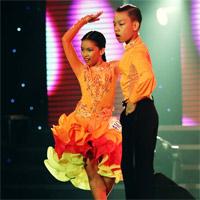 Mãn nhãn với tiết mục dance sport của Ngọc Hải - Bảo Ngọc