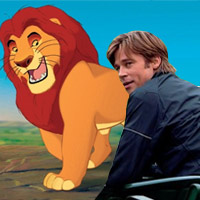 """""""Lion King"""" vượt mặt phim Brad Pitt"""