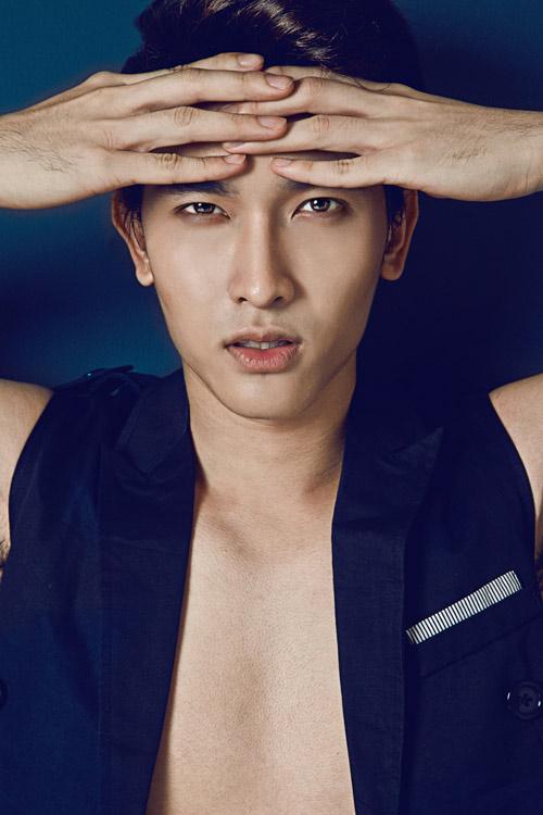 Hot boy Chan Than San trở lại cực sexy - 2