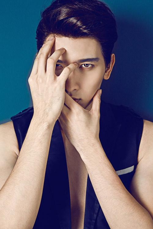 Hot boy Chan Than San trở lại cực sexy - 3