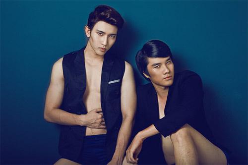 Hot boy Chan Than San trở lại cực sexy - 4
