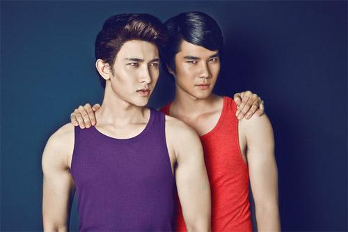 Hot boy Chan Than San trở lại cực sexy - 5
