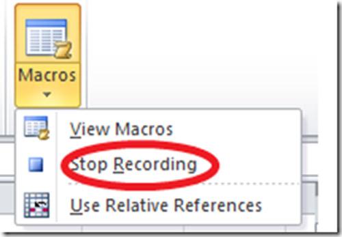 Bí quyết sử dụng Macro trong Excel - 3