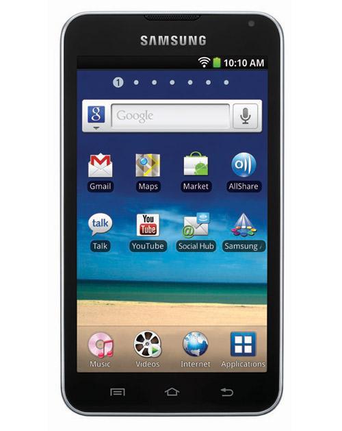 Galaxy Tab 8.9, Galaxy Player 4.0 và 5.0 ra mắt - 3