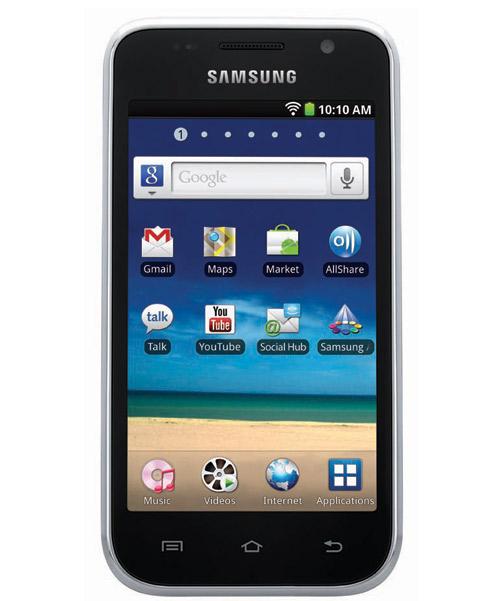 Galaxy Tab 8.9, Galaxy Player 4.0 và 5.0 ra mắt - 2