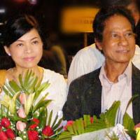 Chế Linh đưa vợ thứ tư về Việt Nam