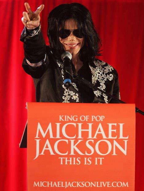 Lộ ảnh hấp hối gây sốc của Michael Jackson - 2