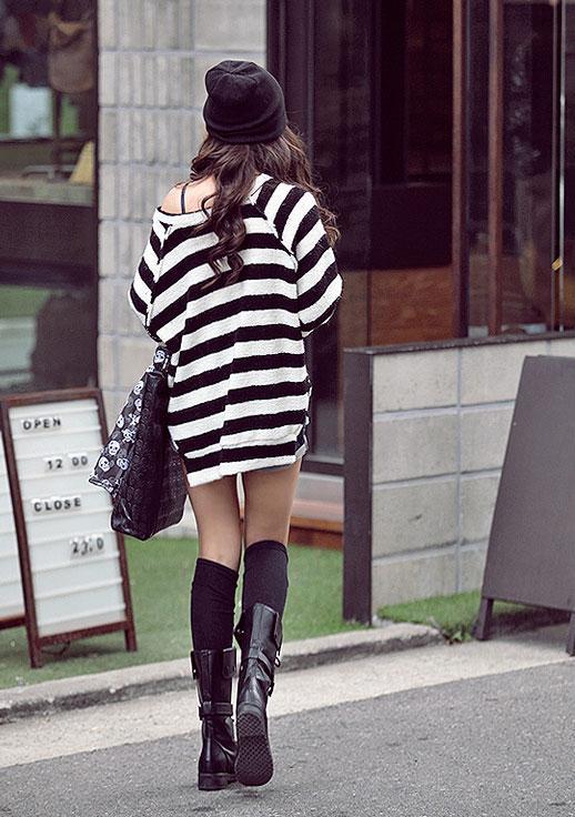 Mặc áo len khi mùa thu se lạnh - 4