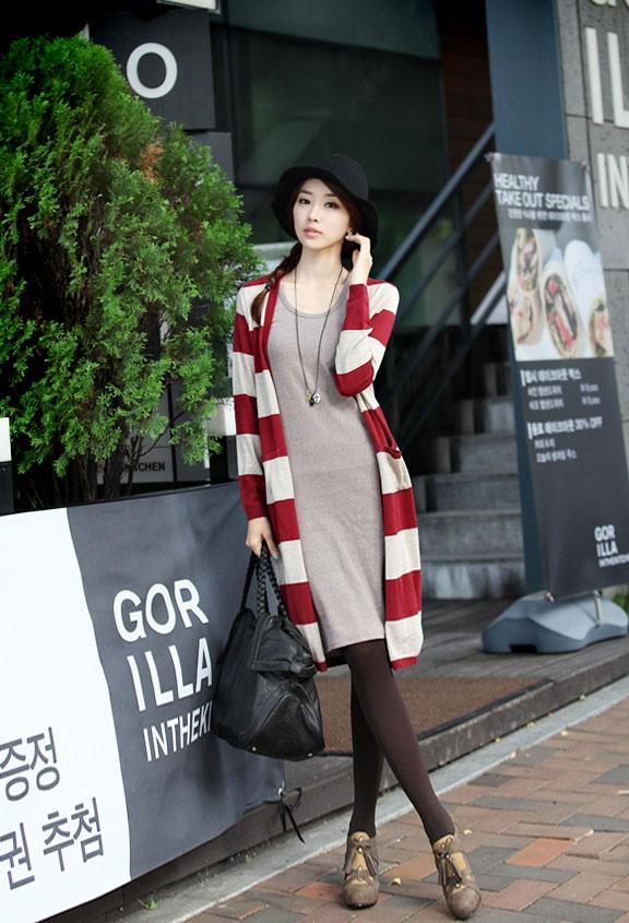 Mặc áo len khi mùa thu se lạnh - 2
