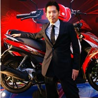 New Suzuki Hayate 125cc SS công bố giá bán tại Việt Nam