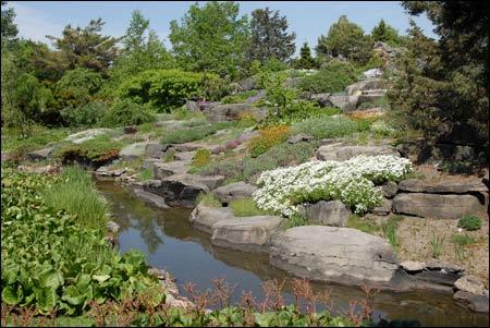 Vườn bách thảo Montreal - 1