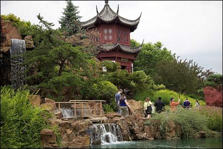 Vườn bách thảo Montreal - 3