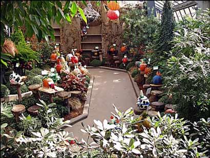 Vườn bách thảo Montreal - 7