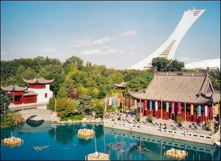 Vườn bách thảo Montreal - 12