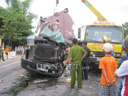 Tai nạn kinh hoàng, 24 người thương vong - 1