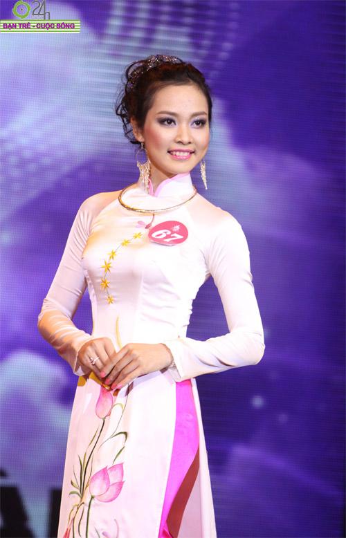 Đỗ Thùy Dương đăng quang Imiss Thăng Long 2011 - 9
