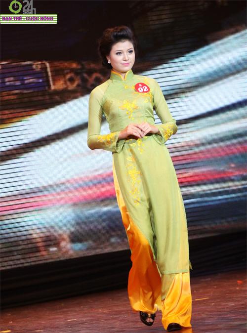 Đỗ Thùy Dương đăng quang Imiss Thăng Long 2011 - 12
