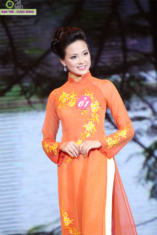 Đỗ Thùy Dương đăng quang Imiss Thăng Long 2011 - 13