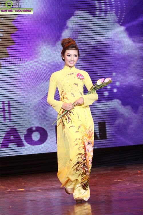 Đỗ Thùy Dương đăng quang Imiss Thăng Long 2011 - 1